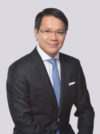 LegCo lawmaker for New Territories East Gary Chan