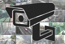 image to show CCTV cameras in Hong Kong